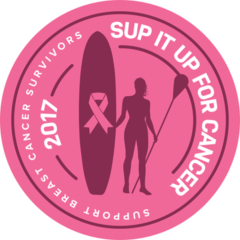 SUPitUPforCANCER Logo
